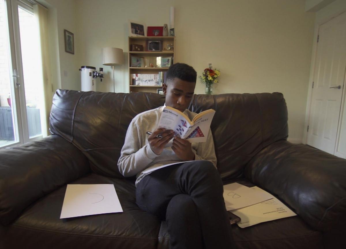 Meet The Smartest Boy in London With An IQ Higher Than Albert Einstein