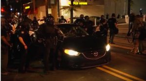 Atlanta Police Officers drag HBCU students