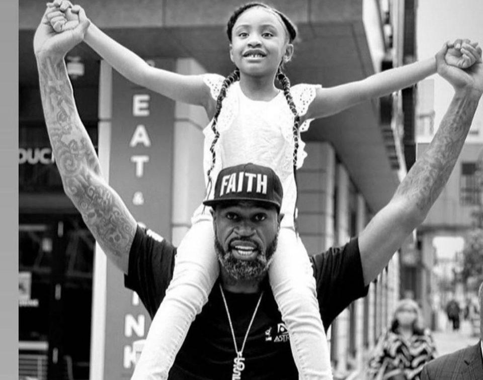 George Floyd's 6-year-old Daughter