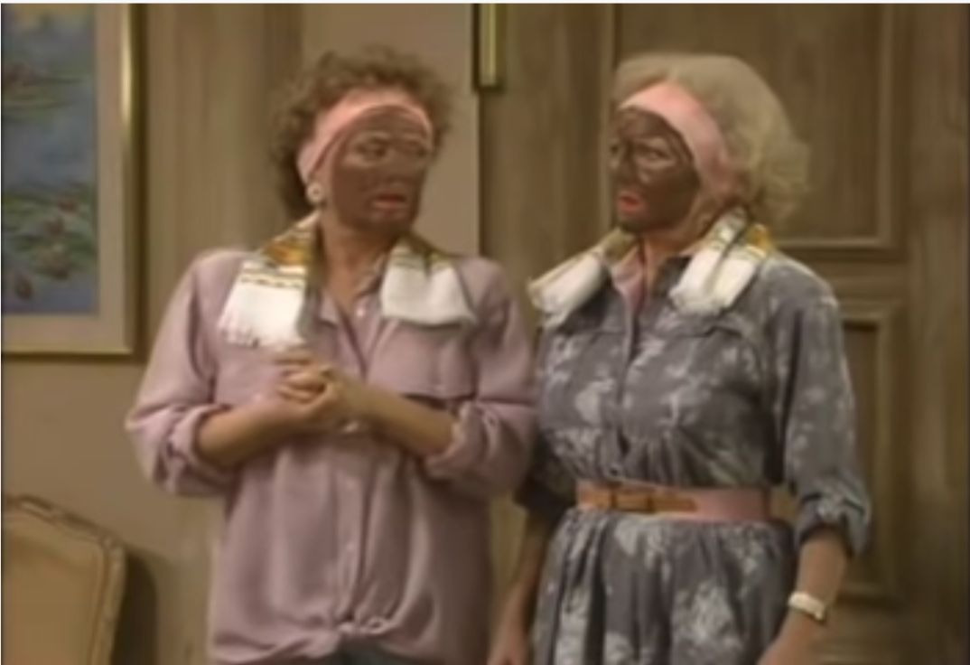 Hulu Removes Episode Of The Golden Girls That Included Blackface Scene Of Actor Wearing Mud Facial Masks