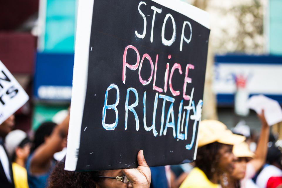 Trump policing