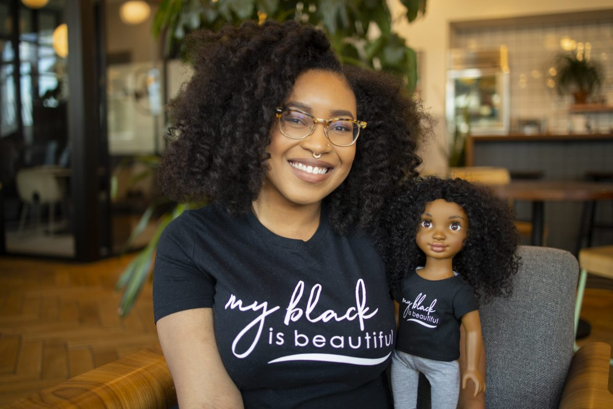 This Woman Is Creating Dolls For Girls With Curly Hair