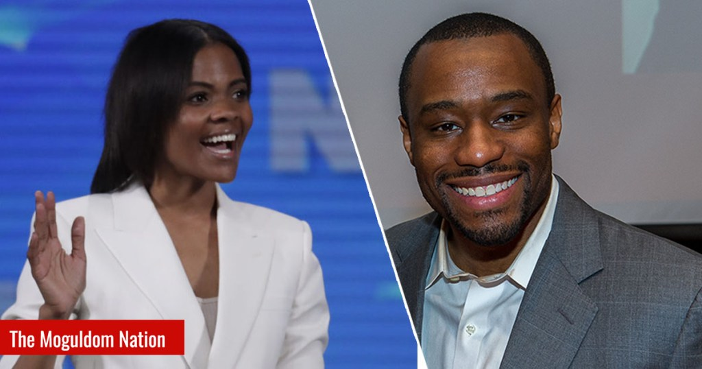 Prof. Marc Lamont Hill Claims In Debate That Men Can Get Pregnant