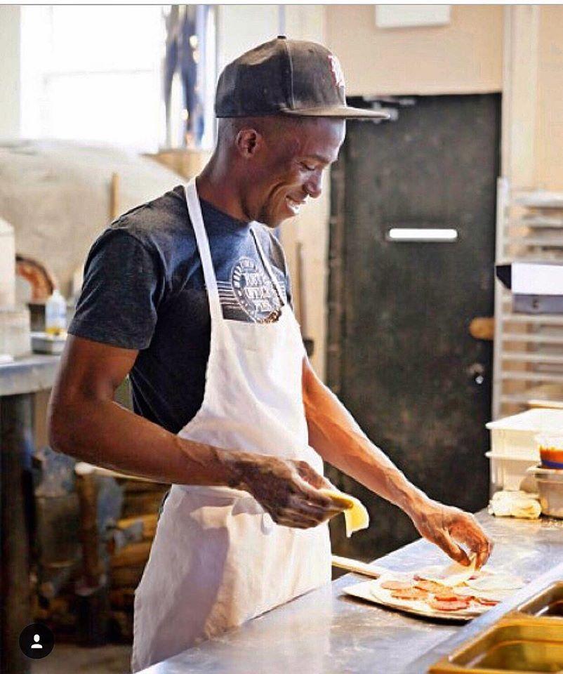 John Hall Black-owned restaurants