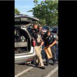 Black man tased Walmart
