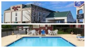 White Hampton Inn Employee Fired After Calling Police on Black Family Using Swimming Pool