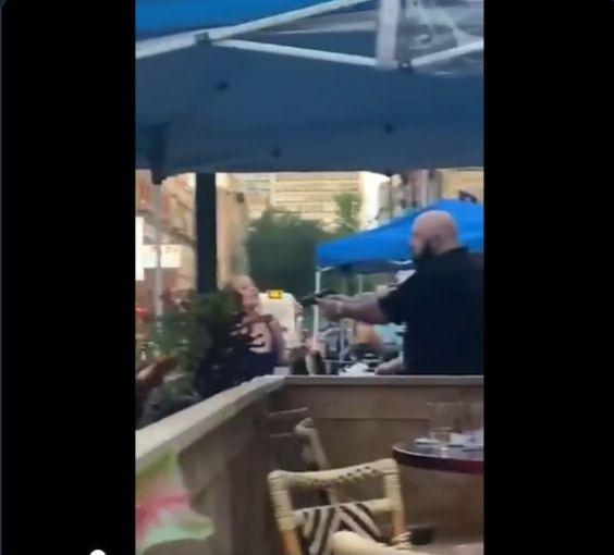 White Bar Owner Jamie Atlig Philadelphia
