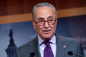 Sen. Chuck Schumer Calls to Extend $600 Weekly Unemployed Benefits To 2021