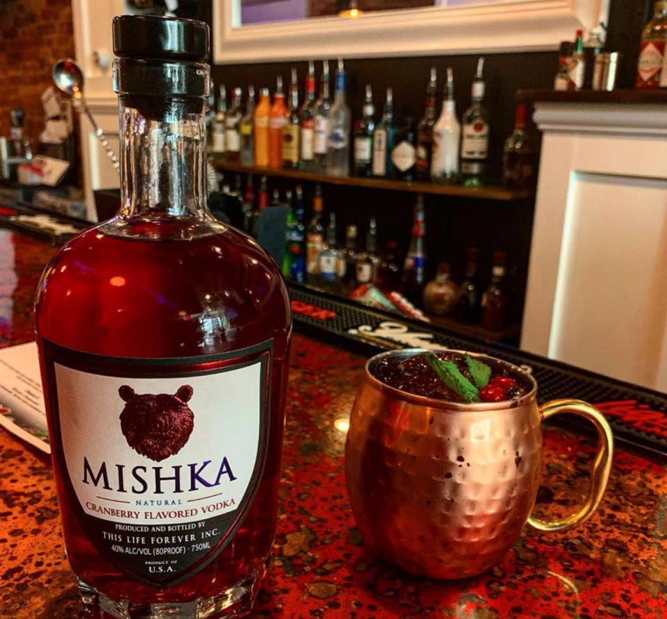 Mishka Vodka