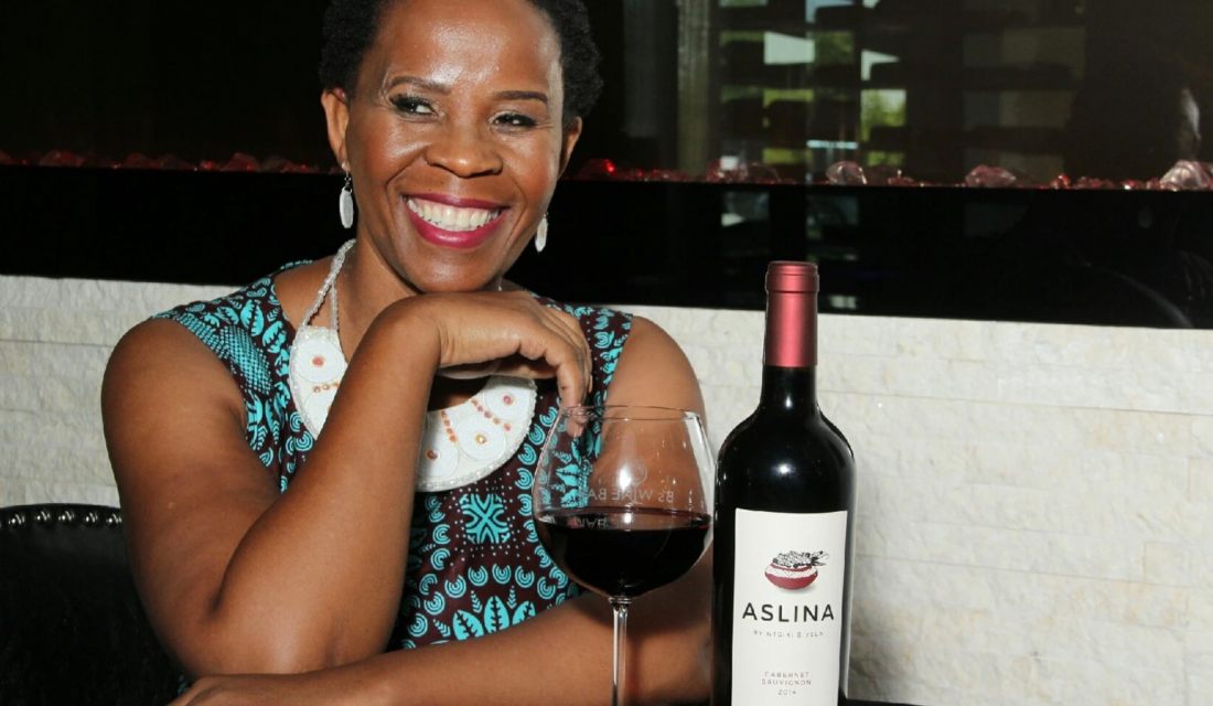 Meet The Face Behind South African's First Black Woman Owned Winery