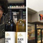 Black Girl Magic Wine