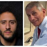 Colin Kaepernick and Dr. Anthony Fauci
