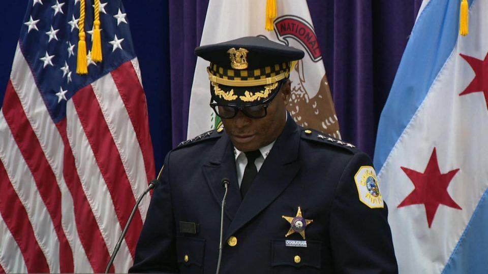 芝加哥警局的博伊德·博伊德