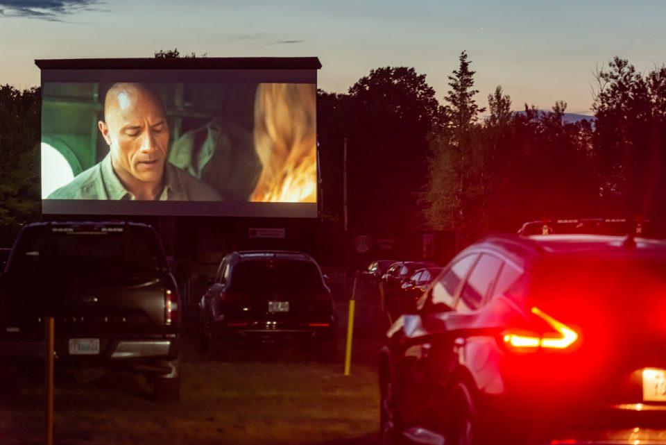Chicago Drive In Movie Theatre