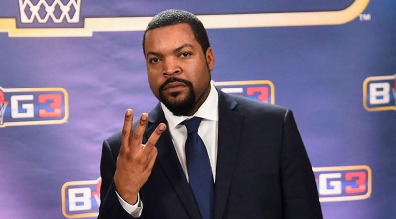 Ice Cube: U.S. Printed $3T Without Any Inflation, Government And Banks Are Colluding Against The Poor