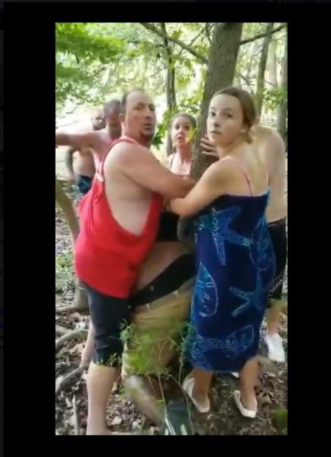 Lake Monroe Racial Incident