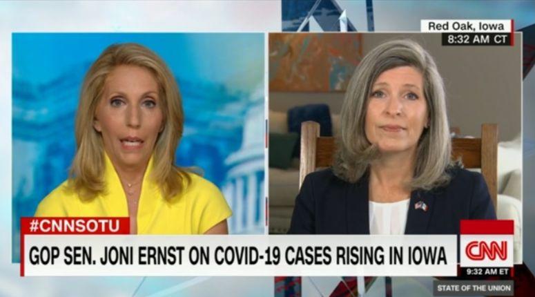 Republican Senator who Said Obama Showed 'Failed Leadership' During the Ebola Crisis Says Trump 'Is Stepping Forward' with the Coronavirus