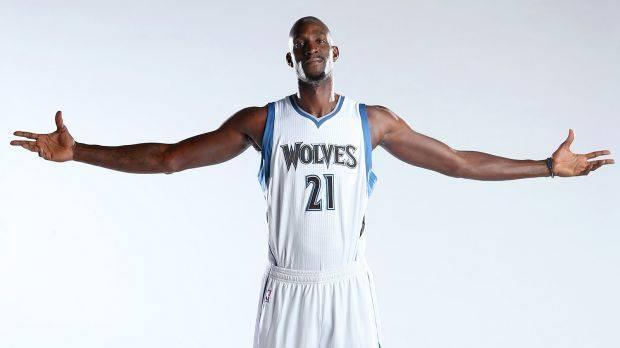 Kevin Garnett Timberwolves