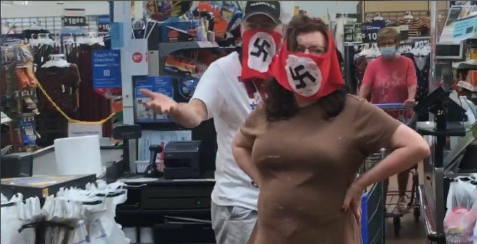White couple banned Walmart
