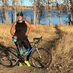 Alisha Zellner Bike Ride for Black Lives