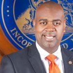 Newark Mayor Ras J. Baraka