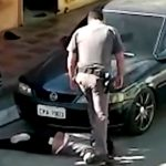 Brazilian Police officers