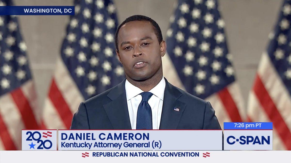 Former LAPD Sergeant on Kentucky AG Daniel Cameron: 'He Is Skinfolk, Not Kinfolk'