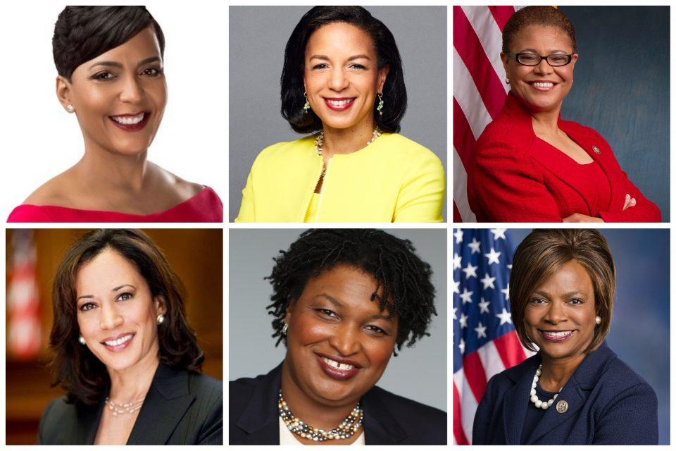 black women vp picks