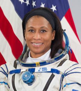 Jeanette J. Epps space station