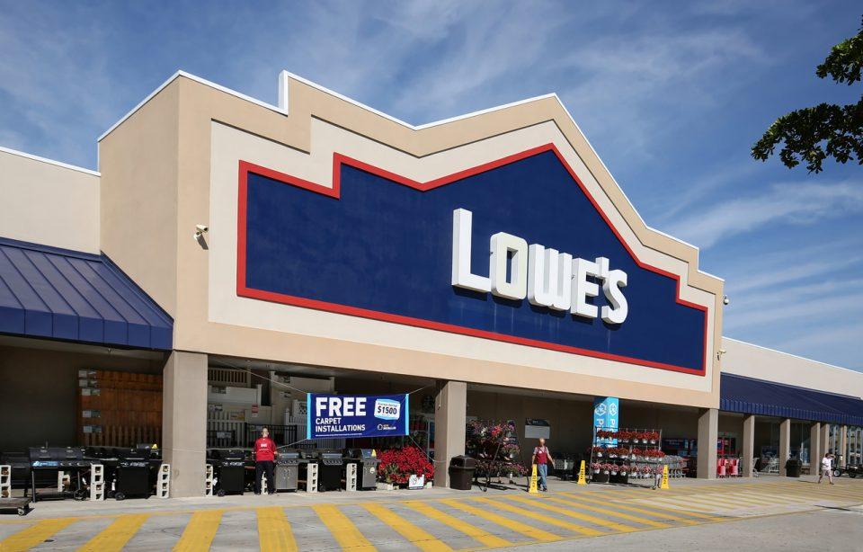 Lowe's business grants