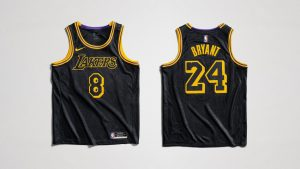 Los Angeles Lakers Are Wearing 'Black Mamba' Jerseys For Playoff Game To Honor Kobe Bryant