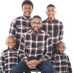 Black father Patrick Hampton