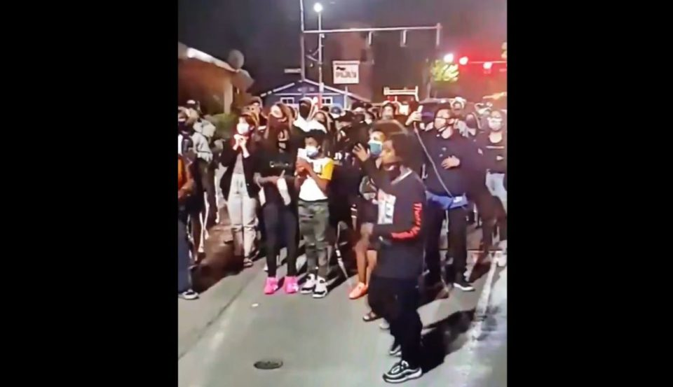 Seattle BLM protesters