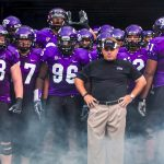 Texas Christian University college coach