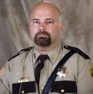 Arkansas sheriff Todd Wright