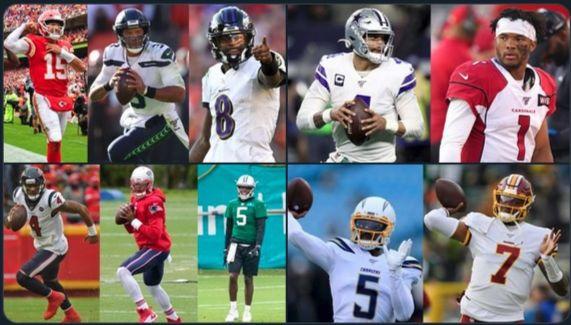 10 Black Starting Quarterbacks
