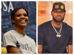 Candace Owens Lashes Out at LeBron James: 'If You're Suffering Through Racism, Please Give Me Some of That'