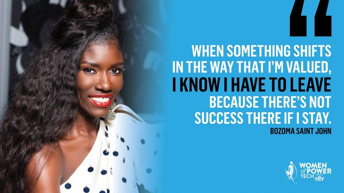 Highlights From the Black Enterprise Women of Power...