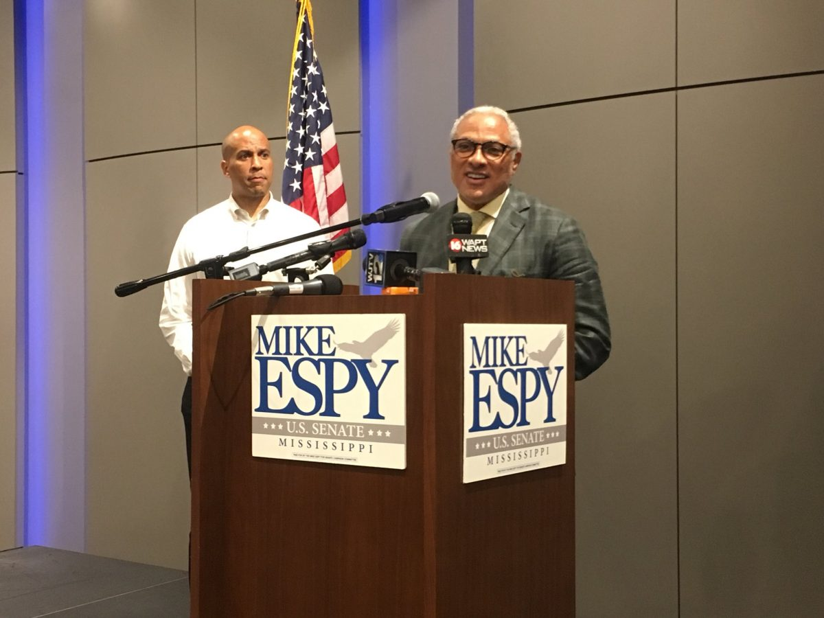 Senate Candidate Mike Espy Breaks State Record For One Day Donations