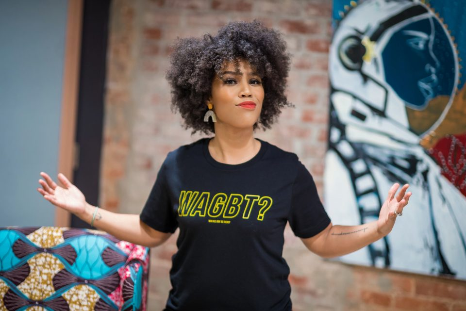Eunique Jones Gibson Culture Tags game