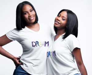 Danielle and Samiah Pasha of The Beat House Cosmetics