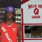 Willie Fairley, owner of Willie Ray's Q Shack