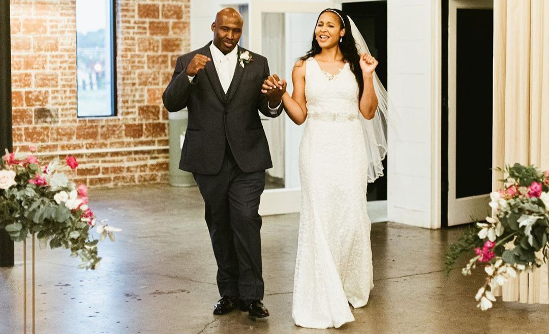 WNBA's Maya Moore Marries the Man She Helped Free From Prison, Jonathan Irons
