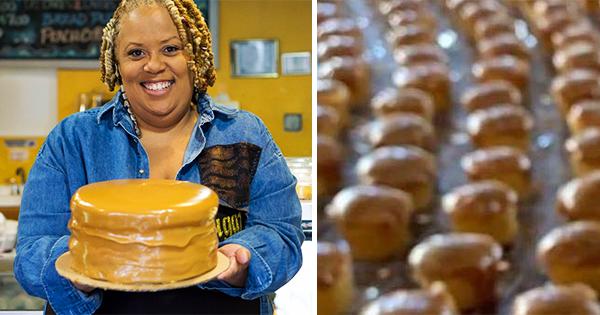 black-owned sugar bakery
