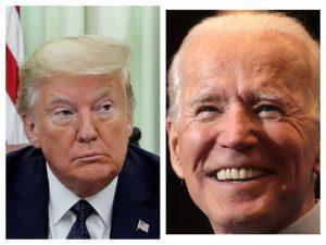 Donald Trump manipulated media Joe Biden