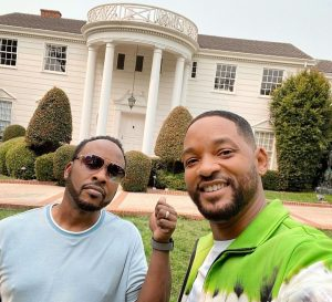 Will Smith Fresh Prince Bel-Air mansion