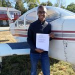 Black Teen Pilot