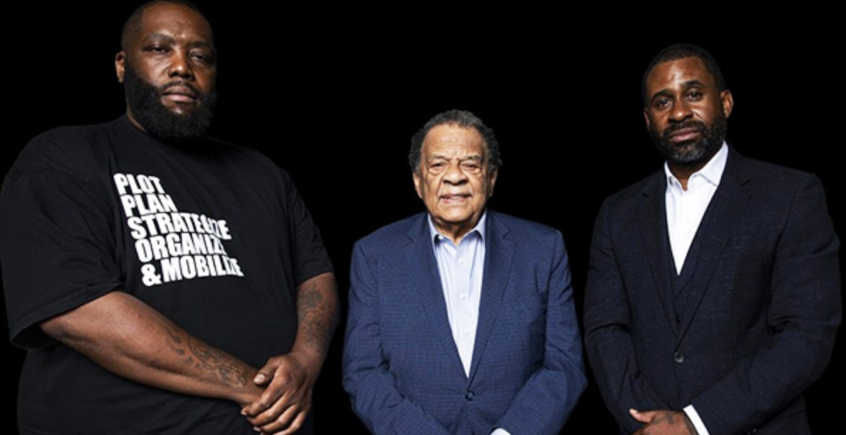 Killer Mike, Andrew Young, and Ryan Glove to Open A Digital Black Bank