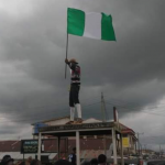 Nigerian protest SARS