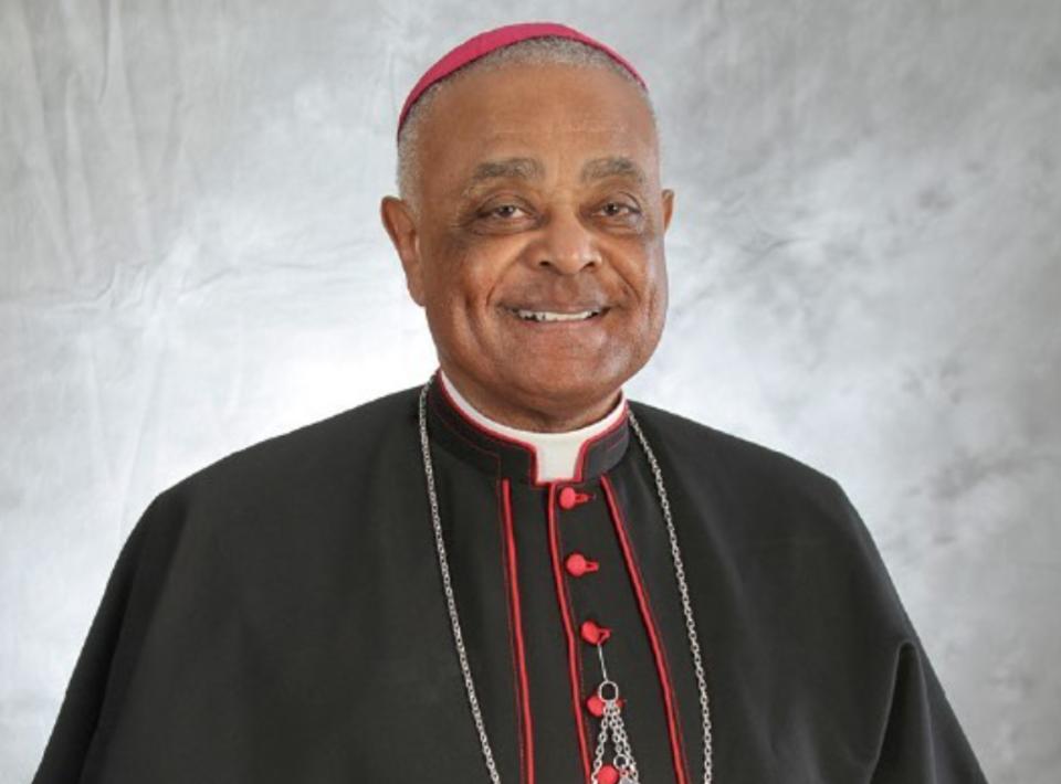 Cardinal Wilton Gregory